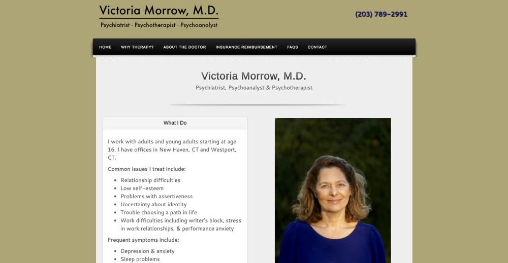 Dr. Victoria Morrow