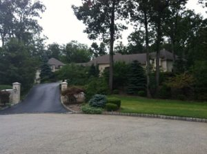 The Soprano residence in North Caldwell, NJ