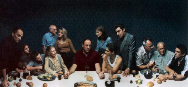 The Sopranos Crime Family (Zubin Doshi)