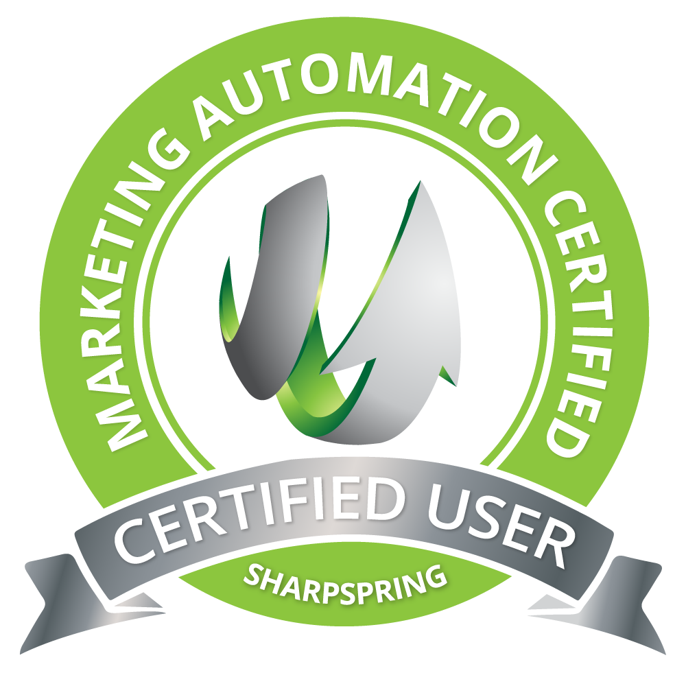 Certified SharpSpring User